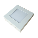18W 3000K 2835 square Ceiling-mounted  right (Surface)  Panel light